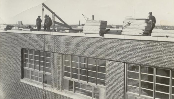 Northwestern Roofing Winnipeg History